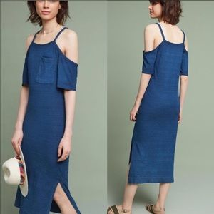 Anthropologie Cloth and Stone Juliette Dress M